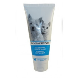 Shampooing Poils blancs 200 ml FRONTLINE PET CARE