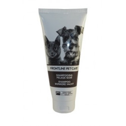Shampooing Poils Noirs 200 ml FRONTLINE PET CARE