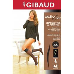Chaussettes de maintien Gibaud ActivLine