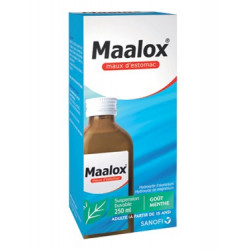 Maalox Suspension buvable
