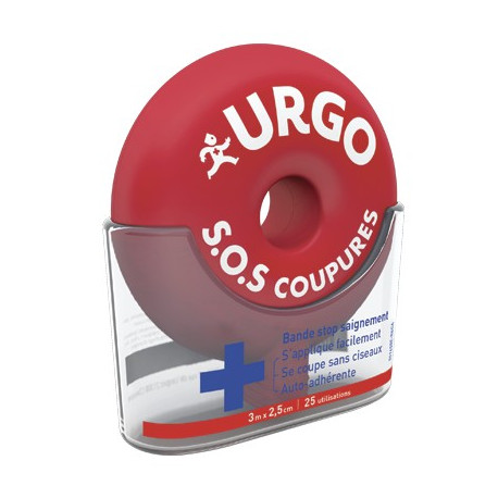 SOS COUPURES bande URGO