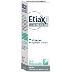 Etiaxil Détranspirant pieds peaux sensibles 100 ml