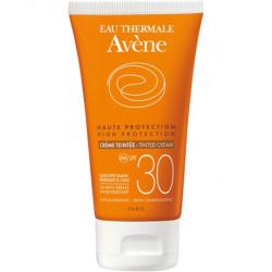 Avène Crème solaire teintée SPF 30  tube  50 ml