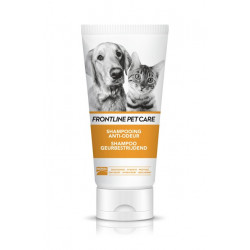 SHAMPOOING Anti-odeur Chiens et chats FRONTLINE PET CARE