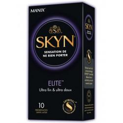 SKYN ELITE 10 préservatifs  Manix