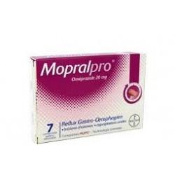 Mopralpro Omeprazole 20 mg  7 comprimés