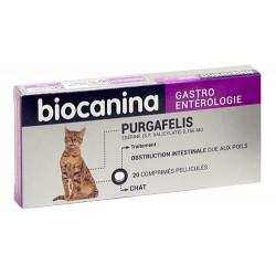 Purgafelis Biocanina 20 comprimés