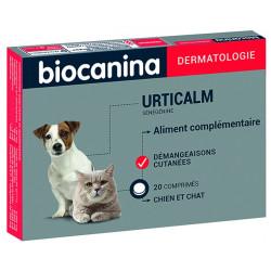 Urticalm Biocanina 20 comprimés