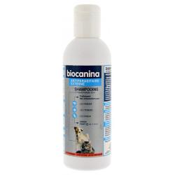 Shampooing anti parasitaire  à la  Tétraméthrine 200 ml Biocanina