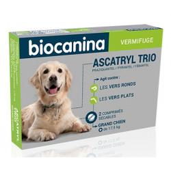 Ascatryl trio grand chien Biocanina