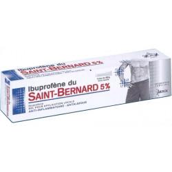 Ibuprofène du SAINT BERNARD 5 % Gel