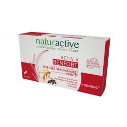 ACTIV 4 RENFORT Naturactive gélules