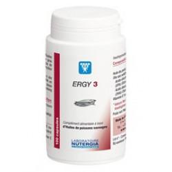 ERGY 3 capsules Nutergia