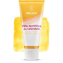 Pâte dentifrice Calendula Weleda  tube 75 ml
