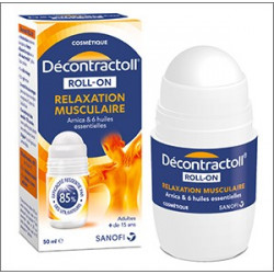 Décontractoll Roll-on Relaxation Musculaire