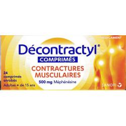 Décontractyl 500 mg comprimés