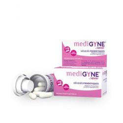 Medigyne gélules probiotiques Voie vaginale Saforelle