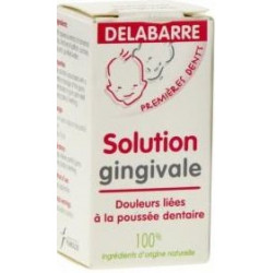 Solution  gingivale flacon 15 ml DELABARRE