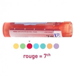 Hydrocotyle asiatica dose, granules Boiron 4CH, 5CH, 7CH, 9CH, 15CH