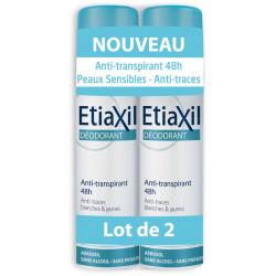 ETIAXIL Déodorant antitranspirant 48h 150 ml