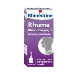Rhinedrine solution pour pulvérisation nasale