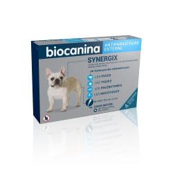 SYNERGIX  chien moyen spot on Biocanina