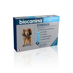 SYNERGIX  petit chien spot on Biocanina