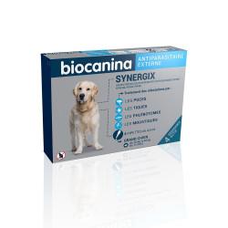 SYNERGIX grand chien spot on Biocanina