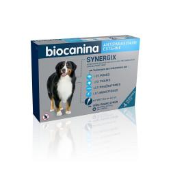 SYNERGIX  très grand chien spot on Biocanina