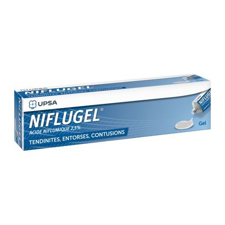 niflugel 2 5 gel anti inflammatoire pour tendinites entorse b nigne foulure contusion pour. Black Bedroom Furniture Sets. Home Design Ideas