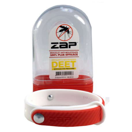 info pour design exquis pas cher pour réduction Zap bracelet anti moustiques