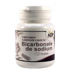 Bicarbonate de sodium 90 gélules ADP