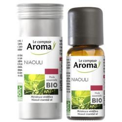 Niaouli Huile Essentielle Bio 10 ml Comptoir Aroma