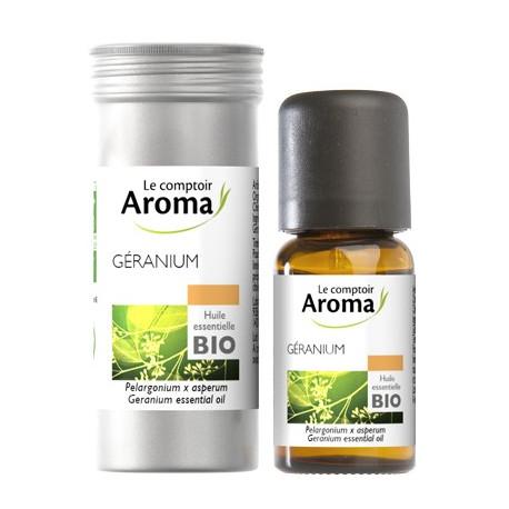 Geranium Huile Essentielle 5 ml Bio