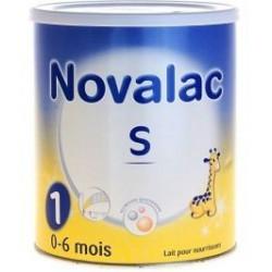Novalac S 1er age 800g