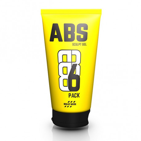 ABS6 Pack Gel Sculpteur pour rêve abs 150 ml   –