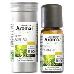Thym Bornéol Huile Essentielle 10 ml