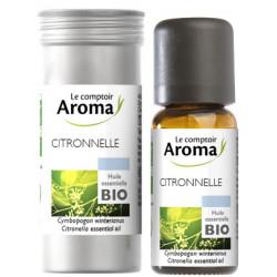 Citronnelle Huile Essentielle Bio 10 ml