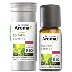 Romarin à Camphre Huile Essentielle Bio 10 ml Comptoir Aroma