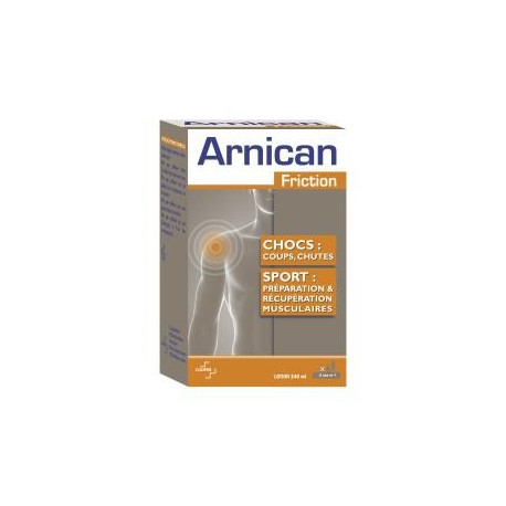 Arnican Friction Lotion 240 ml Cooper
