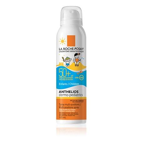 ANTHELIOS Dermo-Pediatrics spray solaire multi-positions SPF50+