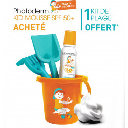 Photoderm KID mousse SPF 50+ Protection solaire Bioderma