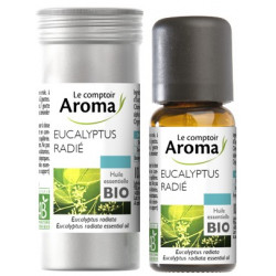 Eucalyptus Radié Huile Essentielle  10 ml