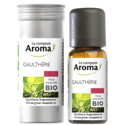 Gaultherie Huile Essentielle 10 ml Comptoir Aroma