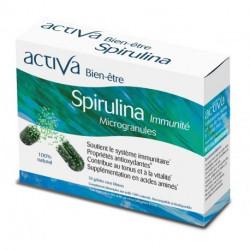 Activa Bien-être Spirulina immunité