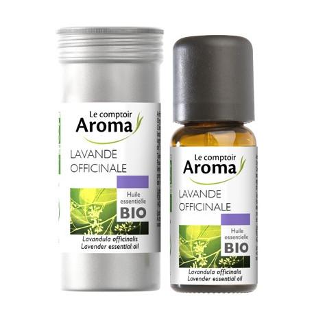 Lavande Officinale Huile Essentielle 10 ml Comptoir Aroma