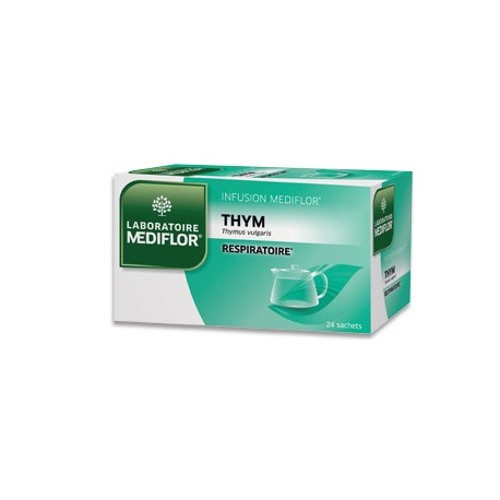 Thym Infusion en sachets Mediflor