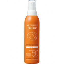 Avene spray solaire SPF 50+ 200ml