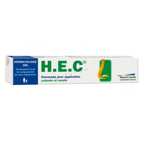 HEC pommade pour application cutanée et nasale