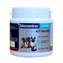 NET'HALEINE  poudre orale appétente Biocanina